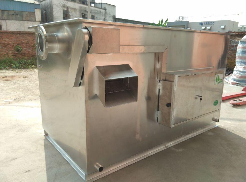 全自动清渣油水分离器